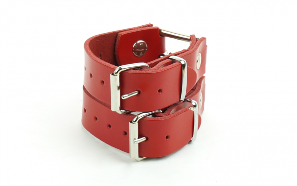 77612930_mister_b_leather_hinged_cuff_wristband_red_2.png
