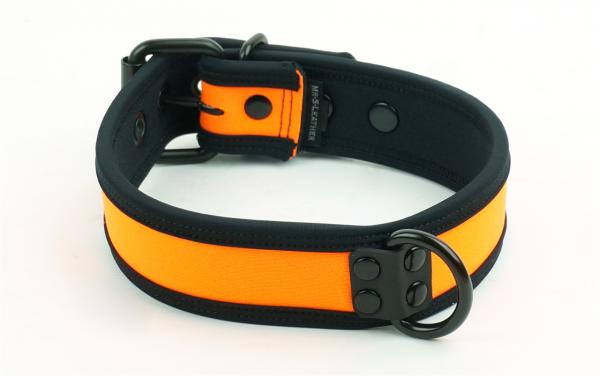sneo517ol_neoprene_puppy_collar_orange_blk_1.png
