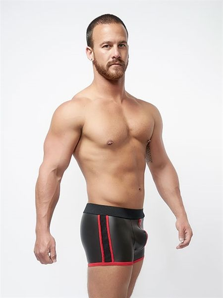 77340330_mister_b_neoprene_pouch_shorts_red_1.jpg